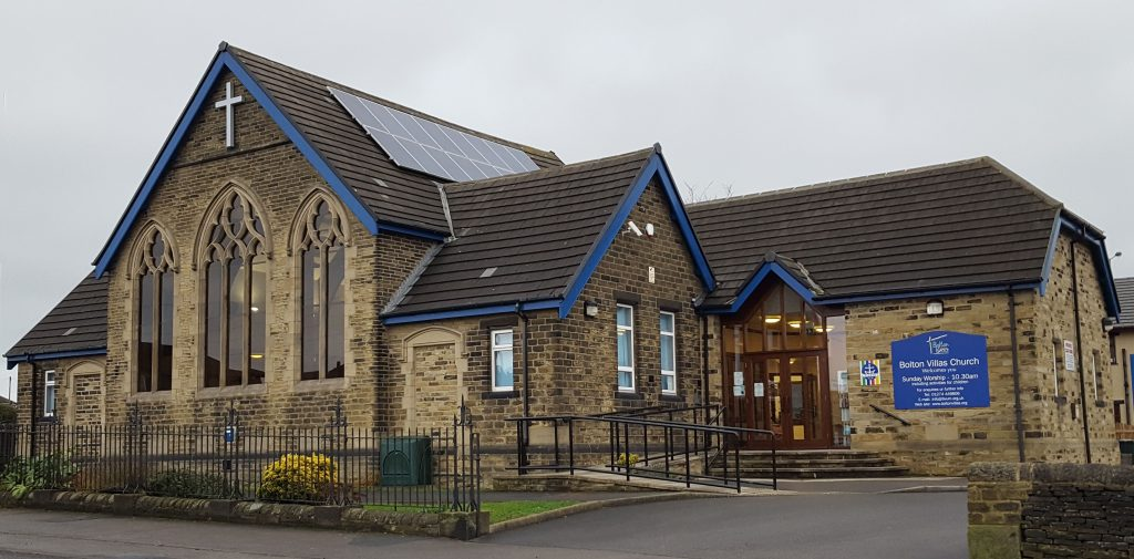 Bolton Villas Family Church