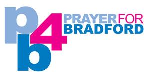 Prayer for Bradford logo