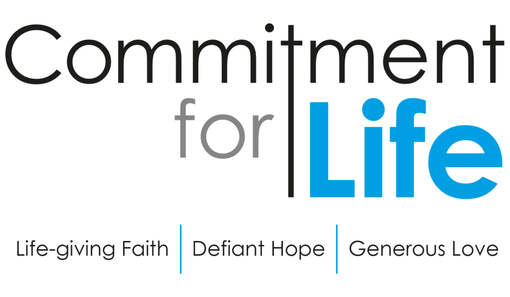 Commitment for Life lofo