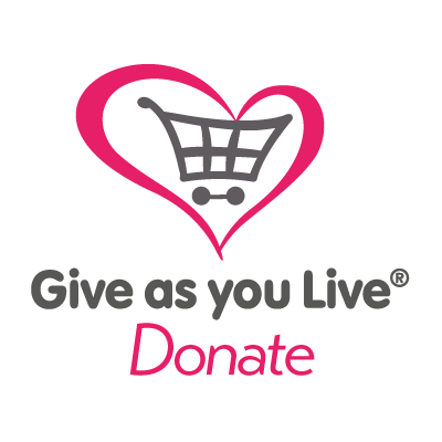 Give As You Live Donate logo