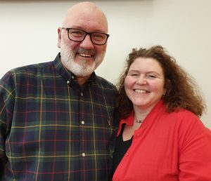 Picture of Rev Ashley and Katie Evans